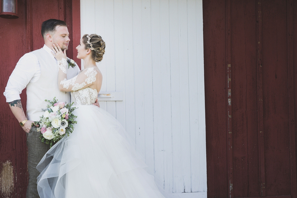 Serendipity Farm Wedding Jennifer Schneider Photography