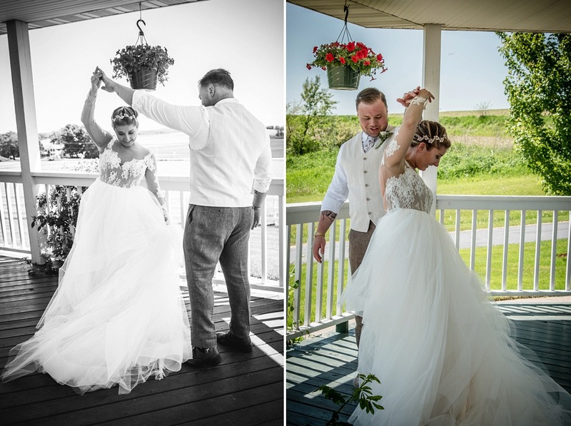 Serendipity Farm Wedding Jennifer Schneider Photography